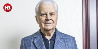 Кравчук обурився, що в Україні не призначають президентську пенсію