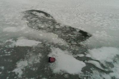 На Харківщині 6-річний хлопчик провалився під лід і потонув