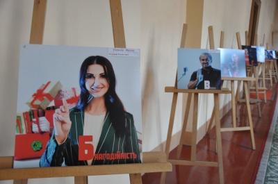 «Абетка для нечуючих»: у Чернівцях презентували новий соціальний проект – фото