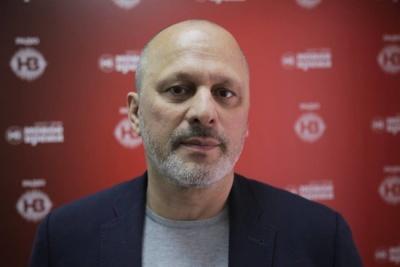 «Переговори з іншим кандидатом»: Глава НСТУ Зураб Аласанія про «Євробачення»