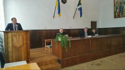 На Буковині нардепа впіймали на агітації за кандидата в президенти у приміщенні РДА – відео