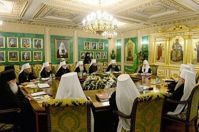 Синод РПЦ звинуватив українську владу в намірі ліквідувати УПЦ МП