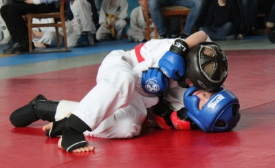 У Чернівцях відбувся чемпіонат з універсального бою