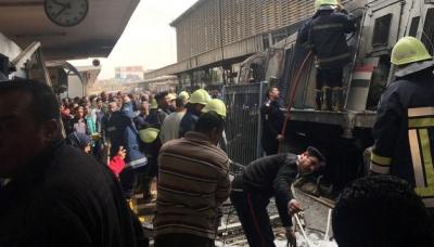 У Каїрі внаслідок пожежі на залізничному вокзалі загинули щонайменше 25 осіб