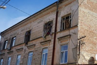 У центрі Чернівців вибухнув газовий котел - фото
