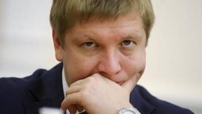 """""""Нафтогаз"""" продовжив контракт з Коболєвим. Оклад – 2,08 млн гривень"""