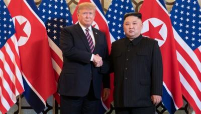 Переговори Трампа та Кім Чен Ина провалилися