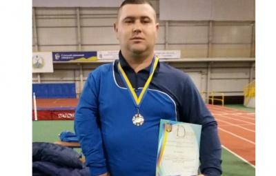 Буковинець став віце-чемпіоном України зі штовхання ядра