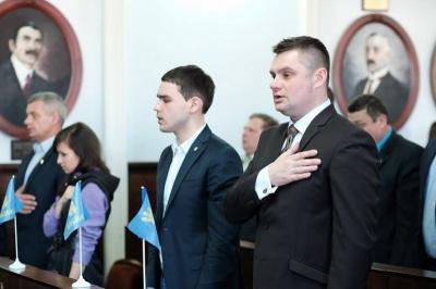 Фракція «Свобода» припинила існування у Чернівецькій міськраді