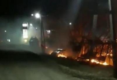 Масштабні пожежі: на Буковині зафіксували десятки випадків спалювання сухої трави