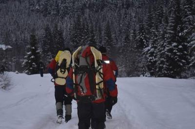 В Карпатах шукають двох туристів з Одеси, одного травмовано