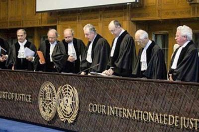 """Російський мін'юст заявив, що не визнає рішення Гаазького суду за позовом """"Нафтогазу"""""""