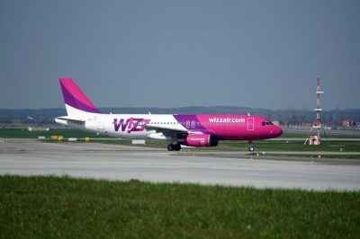 Лоукостер Wizz Air суттєво збільшить кількість рейсів зі Львова до ЄС