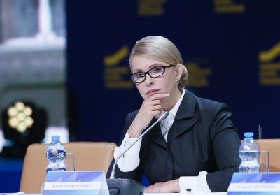 У «Батьківщині» оголосили розклад візиту Тимошенко на Буковині