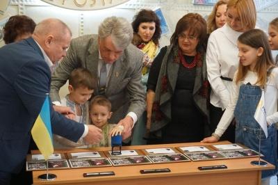 Віктор Ющенко приїхав на Буковину на 70-річчя Володимира Івасюка