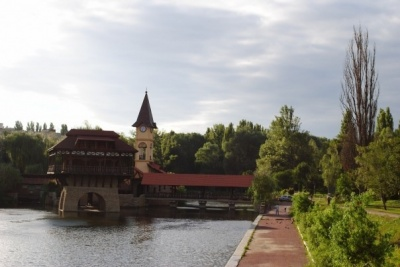 Черновчане просят запретить застройку в парке «Жовтневый»