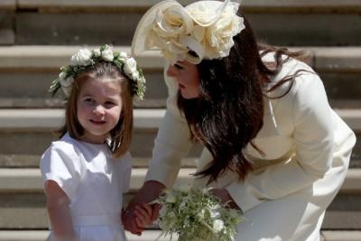 Секрет розкрито: Кейт Міддлтон зізналася, як називає свою доньку