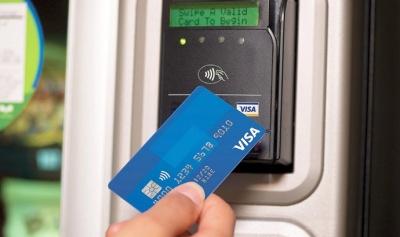 З квітня банки будуть видавати тільки безконтактні картки Visa