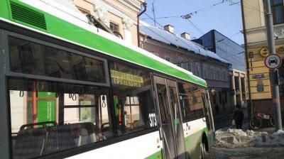 Чернівецьке тролейбусне управління визнали одним з найкращих в Україні