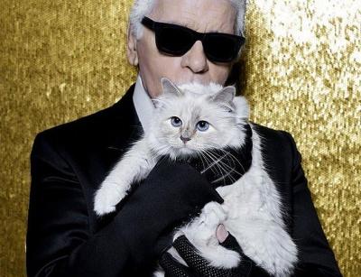 Мільйонний спадок Карла Лагерфельда отримає кішка