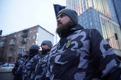 """ЦВК звернулася до СБУ та поліції через заяву """"Нацдружин"""""""