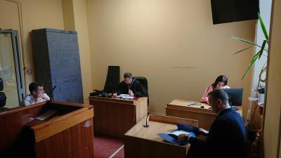 У Чернівцях судове засідання у справі Білика відклали