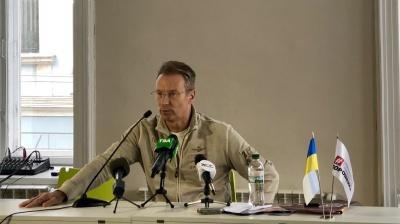 Дмитро Чекалкін у Чернівцях закликав не вірити популістам