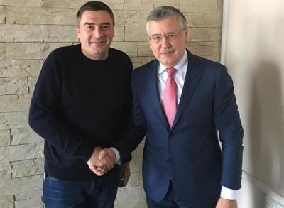 На користь Гриценка знявся ще один кандидат