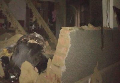 На Буковині у житловому будинку вибухнув газ, постраждала одна людина