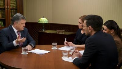 """Президент: Щодо """"Укроборонпрому"""" відкрили вже 480 кримінальних проваджень."""