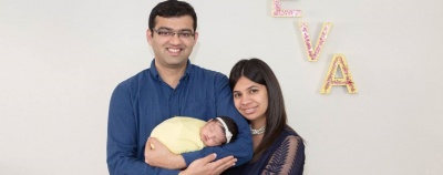 Незаймана жінка змогла народити дитину