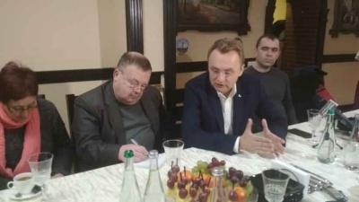 Вирвали з контексту: Садовий заперечив, що у Львові ремонтують дороги при морозі