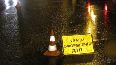 Вночі у ДТП під Києвом загинули п'ять осіб