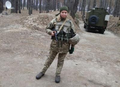 «Тут ти не жінка, а солдат», - буковинки про службу на передовій