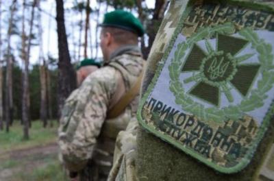 На Буковині прикордонники з пострілами зупиняли контрабандистів