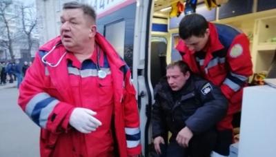 Сутички у Черкасах: Постраждали 22 поліцейських