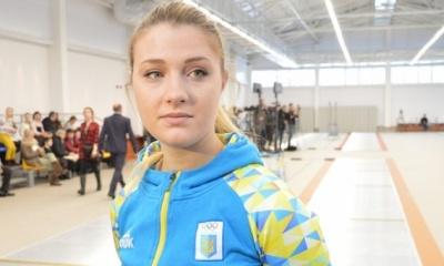 """Харлан виборола """"срібло"""" на етапі Кубка світу з фехтування"""