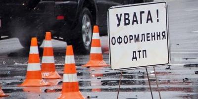 На Рівненщині п'яний дільничий збив на тротуарі двох хлопчиків