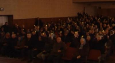На Буковині у рідному селі Епіфанія громада розірвала стосунки із УПЦ МП - відео