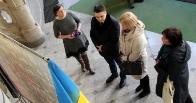 До Чернівців із робочим візитом завітала Ірина Геращенко - фото