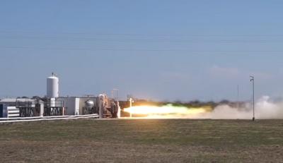 У США протестували двигун американсько-української ракети Firefly Alpha