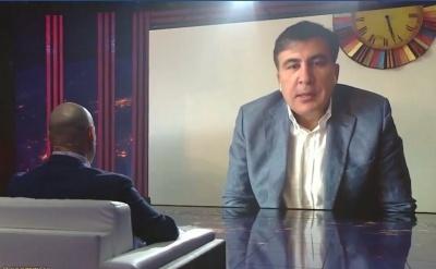 Саакашвілі заявив, що вже купив квиток на літак в Україну