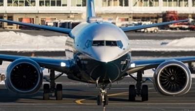 Україна заборонила виконання польотів на Boeing 737-8 MAX над своєю територією