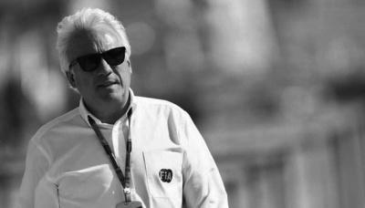 Помер директор «Формули-1» Чарлі Уайтинг
