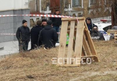 У Києві виявили тіло співробітника Адміністрації президента
