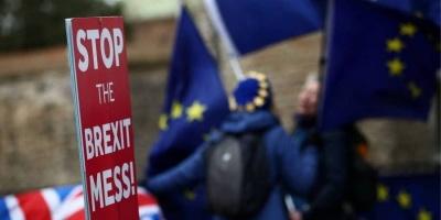 Британські парламентарі відмовилися проводити другий референдум щодо Brexit