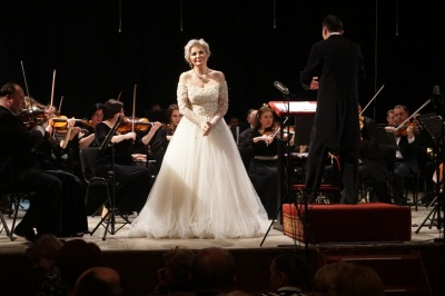 «Наконец я в городе, где нашла свои корни» Мария Максакова дала большой концерт в Черновцах