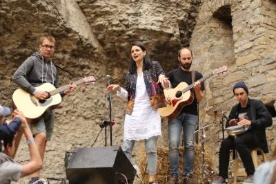 У Чернівцях дасть концерт гурт «Ті, що падають вгору»