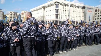 """У """"Нацкорпусі"""" заявили, що СБУ готує проти них провокації"""