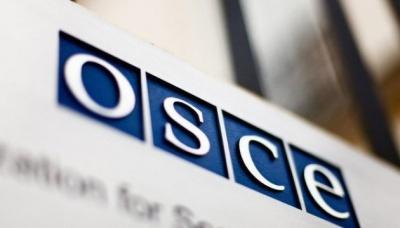 У списку спостерігачів ОБСЄ на виборах в Україні - 24 громадяни Росії